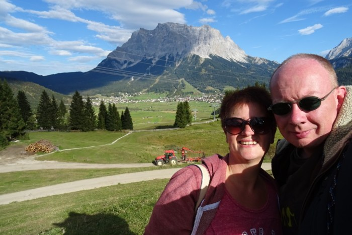 Tirol, september/oktober 2015