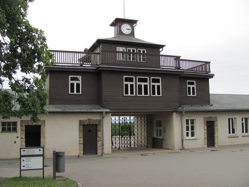 Buchenwald Duitsland