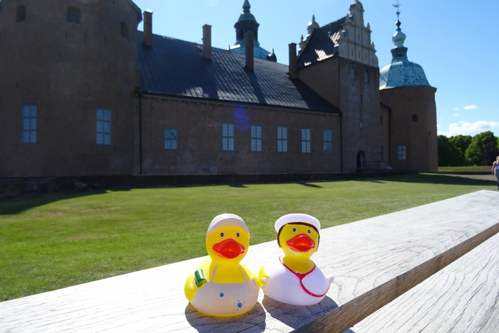 Kalmar Zweden badeendjes