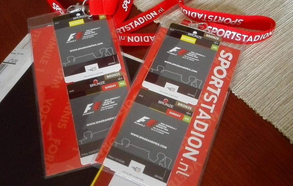 Formule 1 Spa België