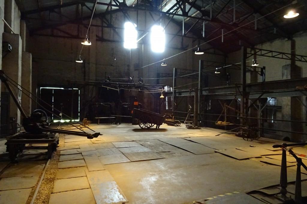 ijzerfabriek Munkfors