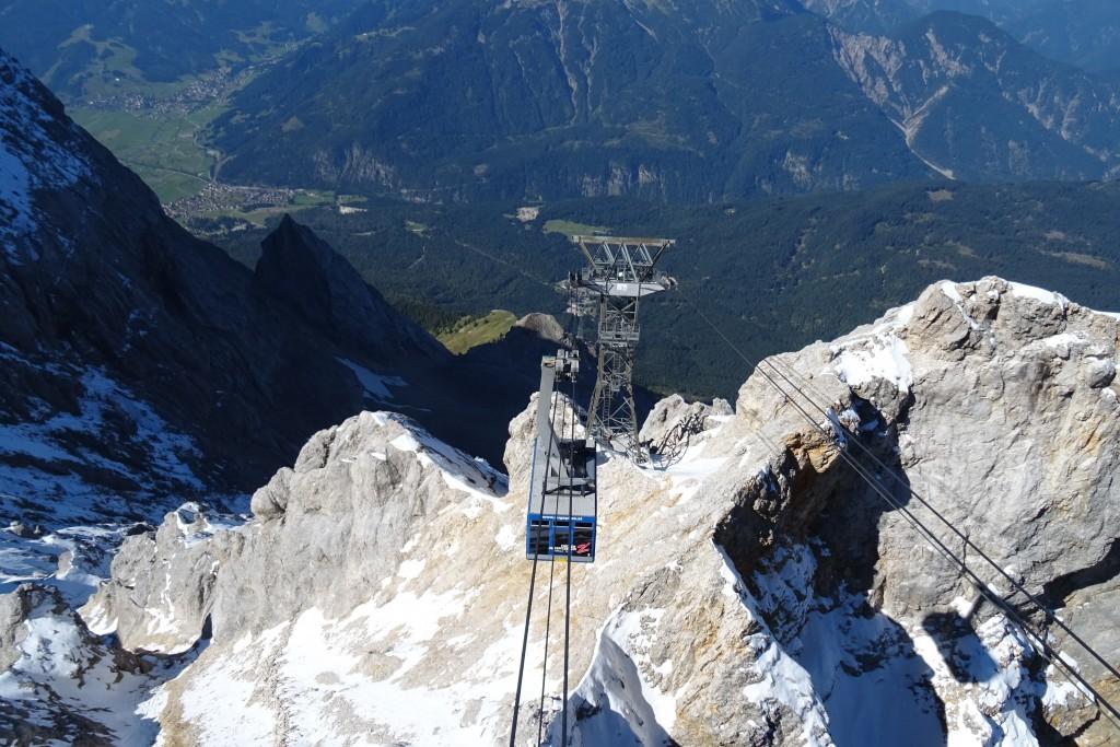 Zugspitze Oostenrijk