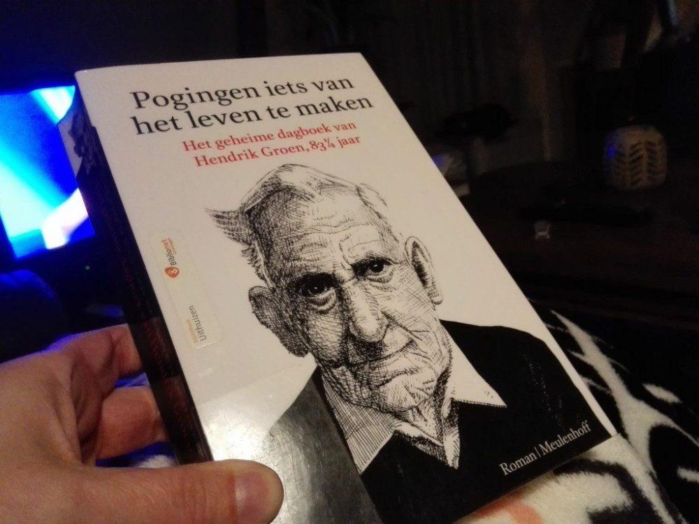 Hendrik Groen januari