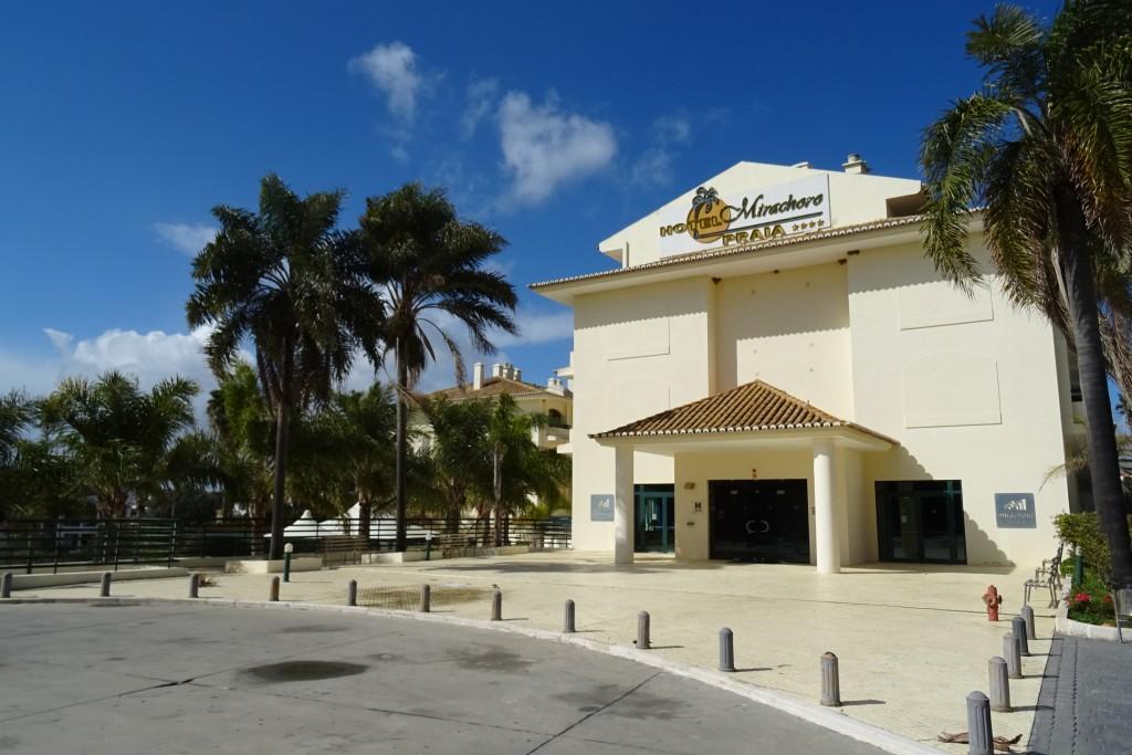 Hotel Mirachoro Praia Portugal