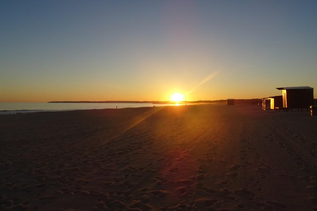 Praia da Alvor stranden