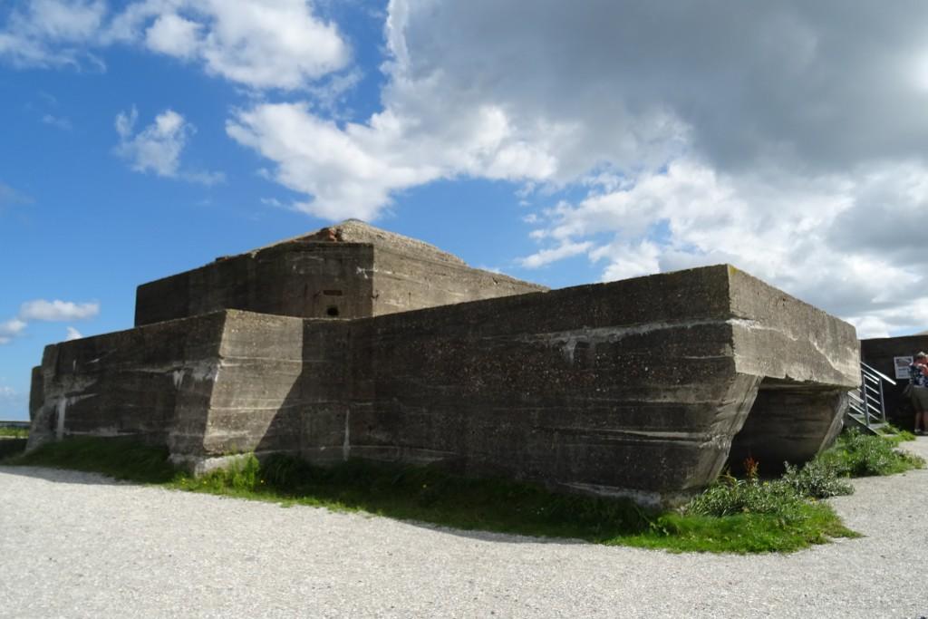 Bunker Wassermann Schiermonnikoog