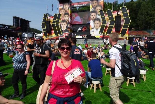 F1 weekend augustus