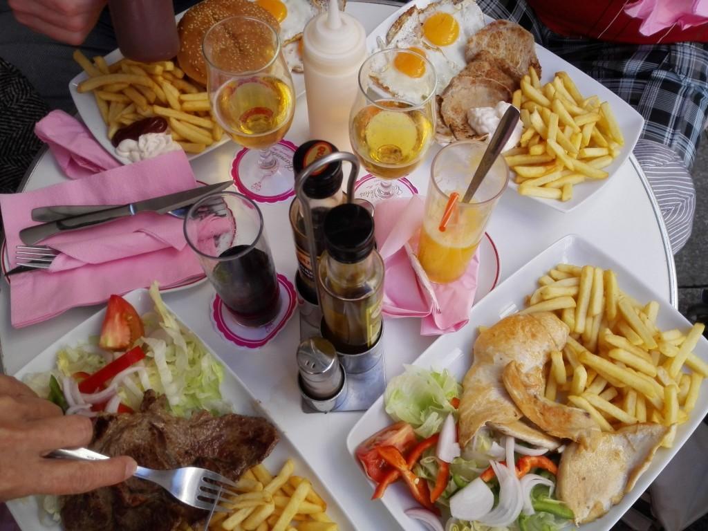 uit eten Lloret de Mar Costa Brava