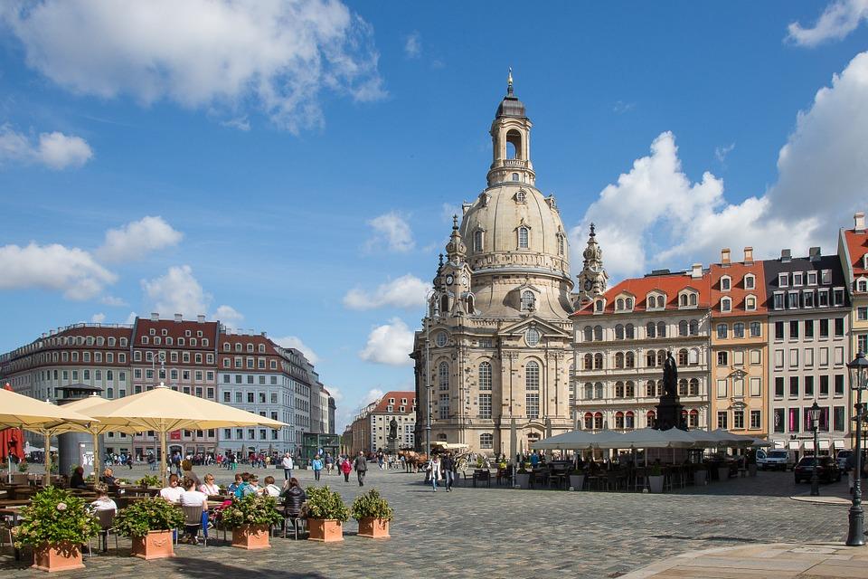 Dresden Duitsland wereldsteden