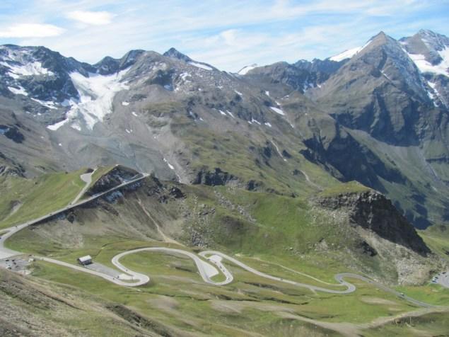 Grossglockner Oostenrijk reisweetjes