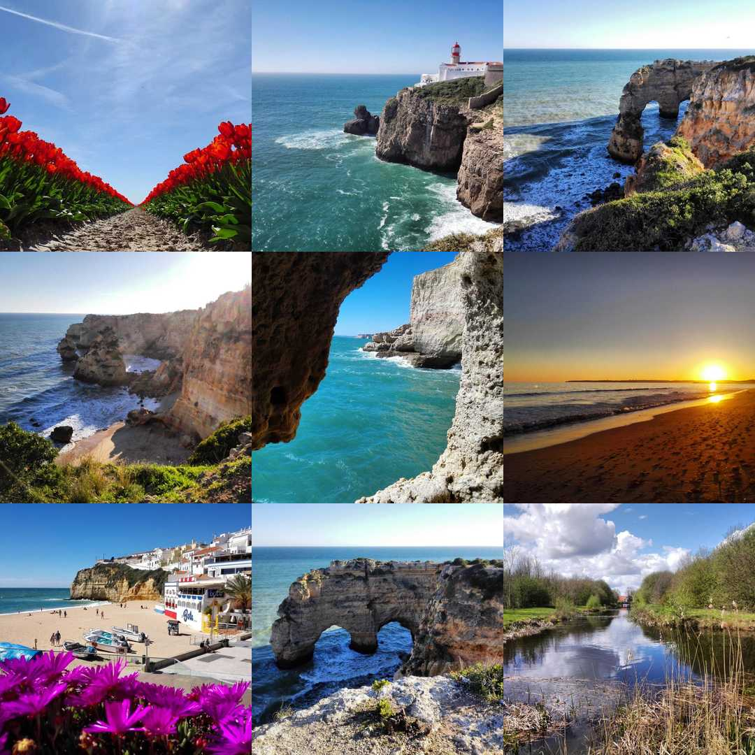 Best of nine Instragram 2017