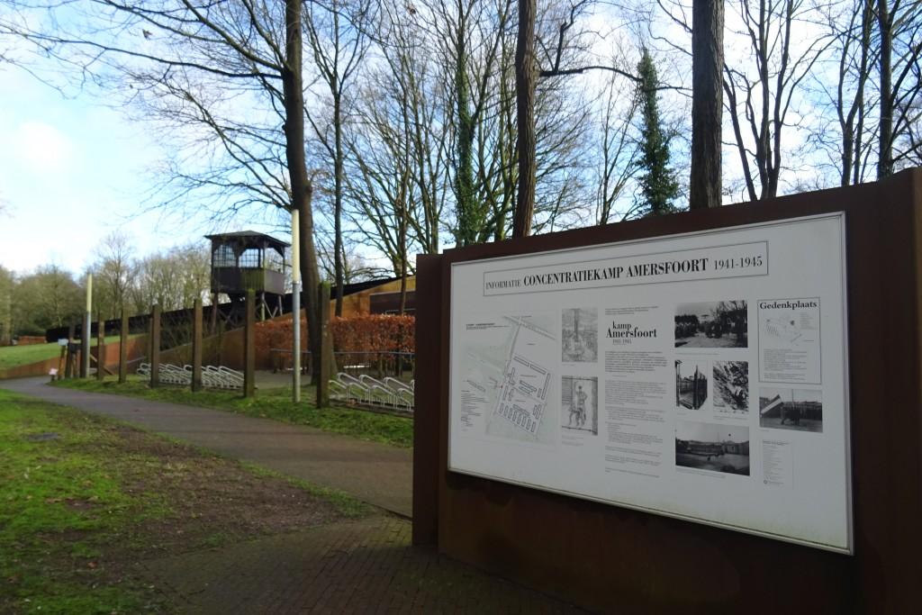 Wachttoren Kamp Amersfoort