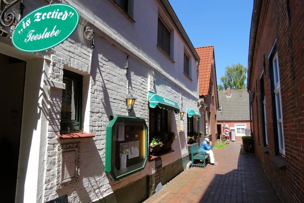 Greetsiel Ost-Friesland Duitsland