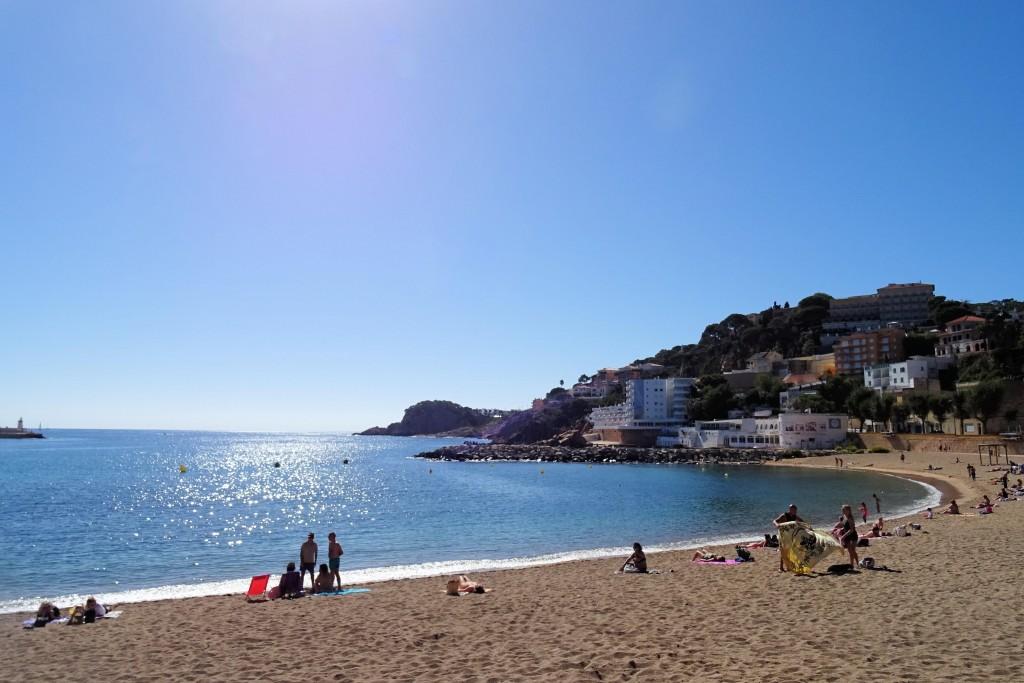 Sant Feliu de Guixols Costa Brava Spanje