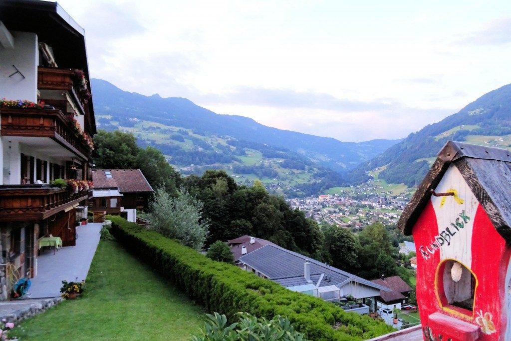 Gastehaus Rundblick Tschagguns Voralrberg Oostenrijk