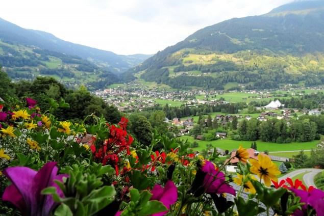 Gastehaus Rundblick Tschagguns Vorarlberg Oostenrijk