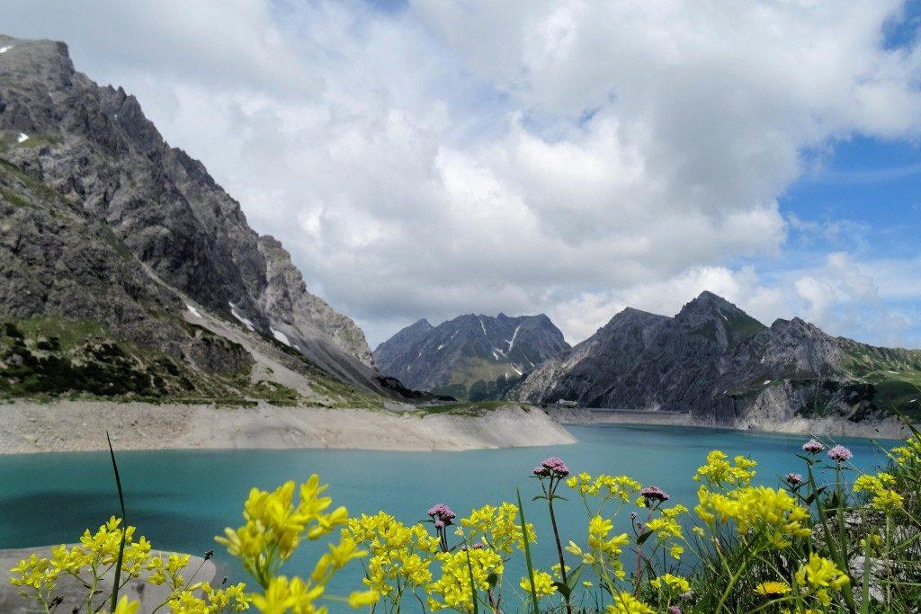 Lunersee Vorarlberg Oostenrijk
