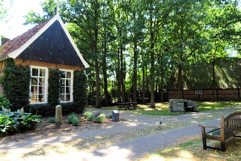 Openluchtmuseum Ootmarsum Twente Nederland
