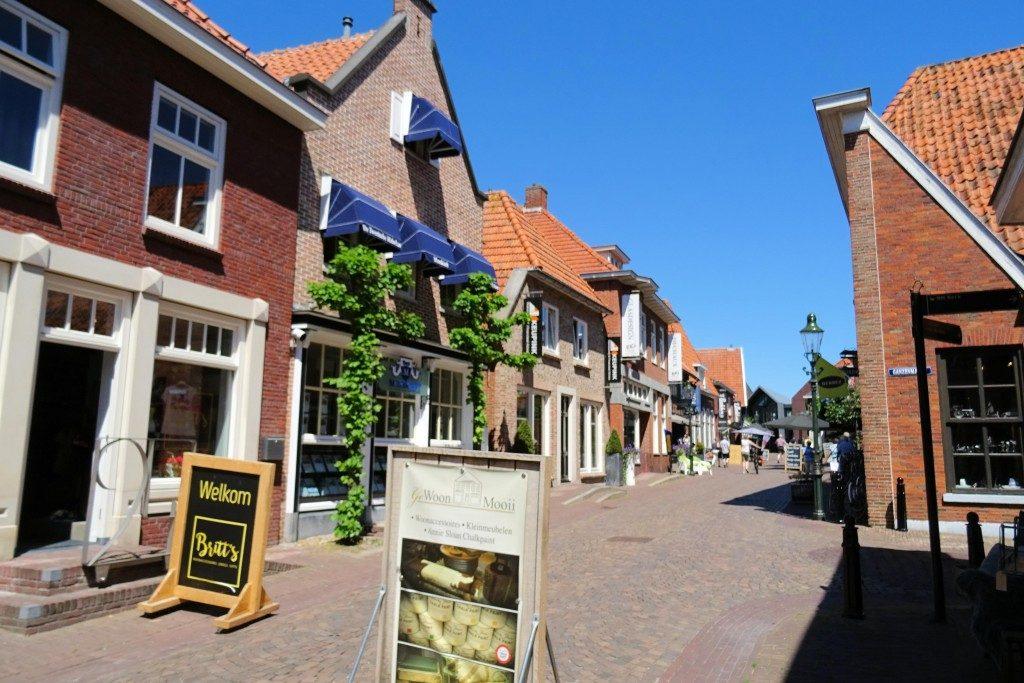 Ootmarsum Twente Nederland