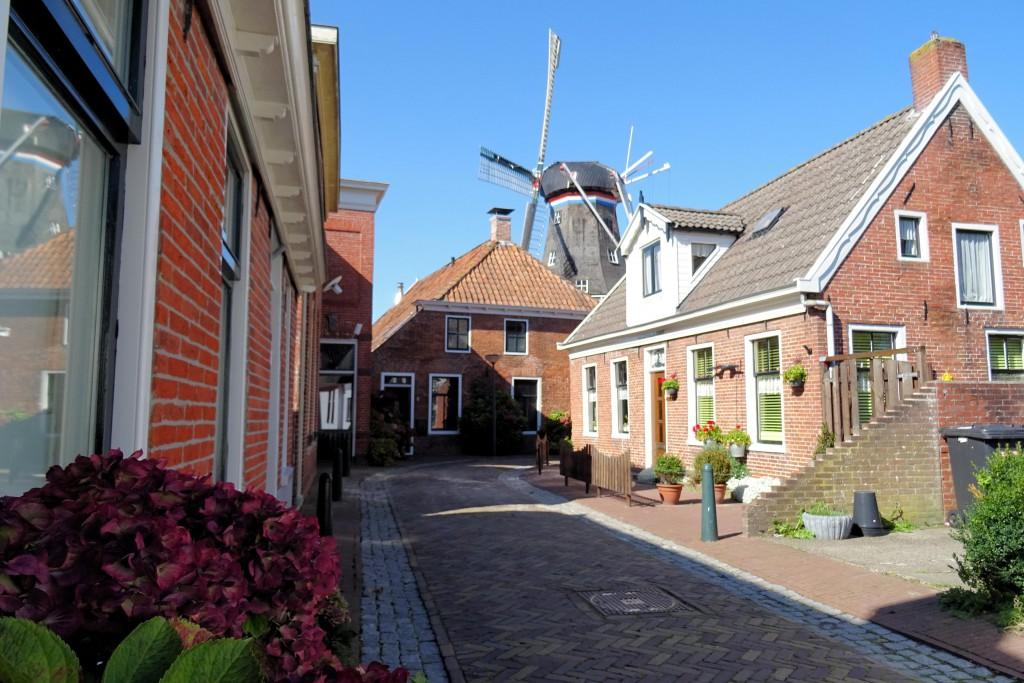 Ommetje Winsum Groningen wandelen