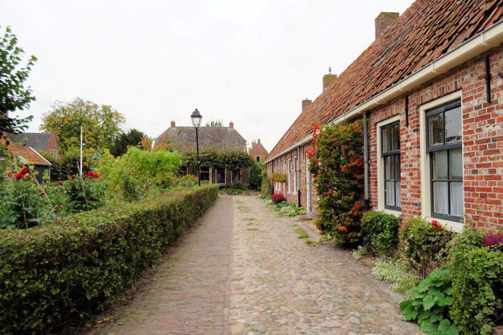 herfst vesting Bourtange Groningen
