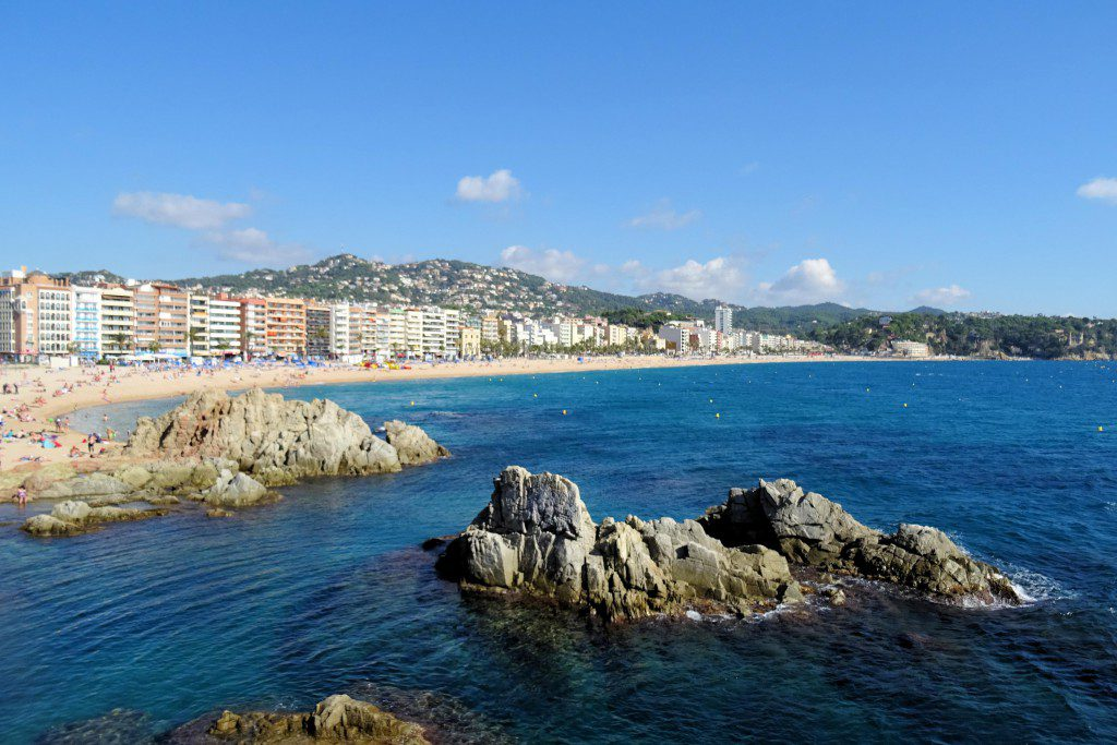 Lloret de Mar Costa Brava Spanje