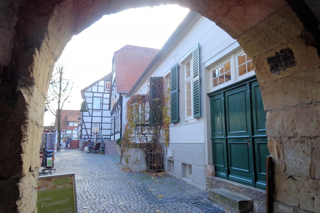 Tecklenburg De Legge Duitsland