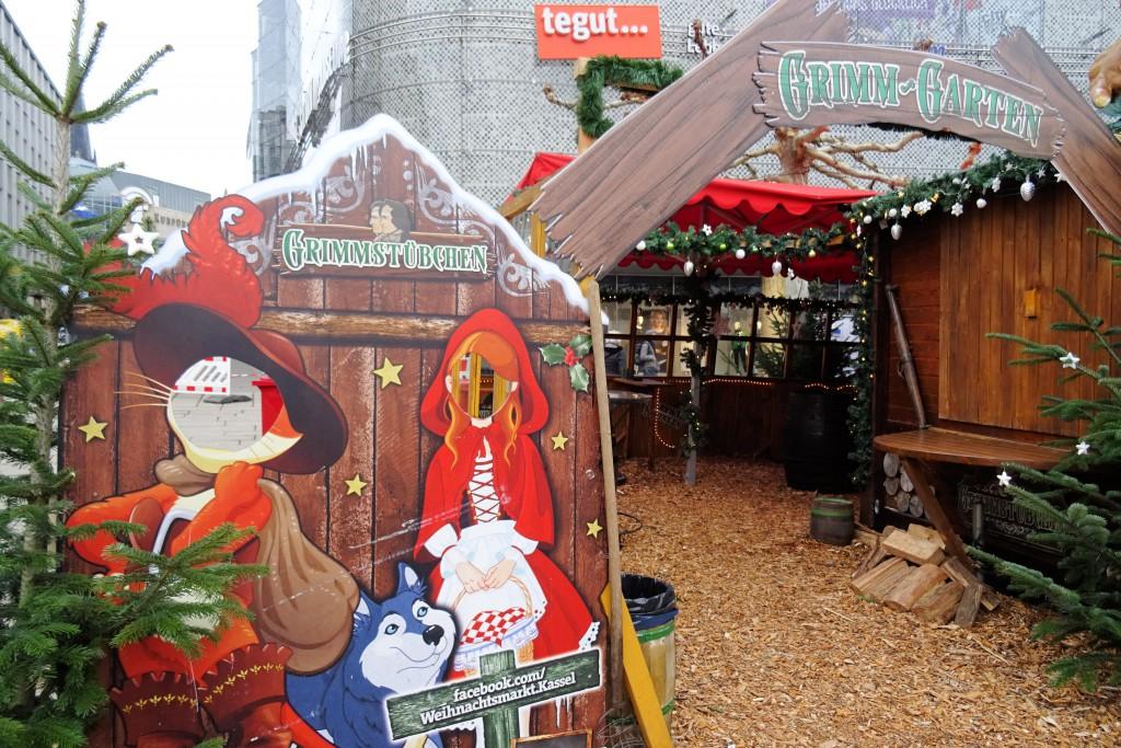 kerstmarkt Kassel Duitsland