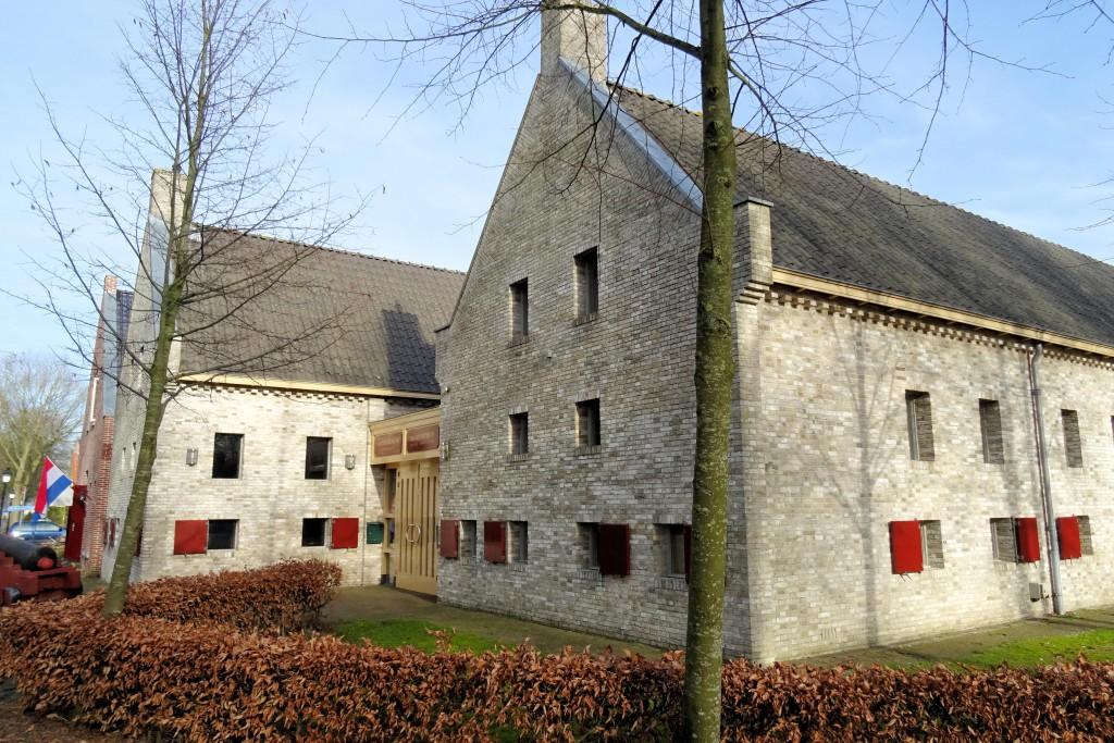 Vestingmuseum Oudeschans