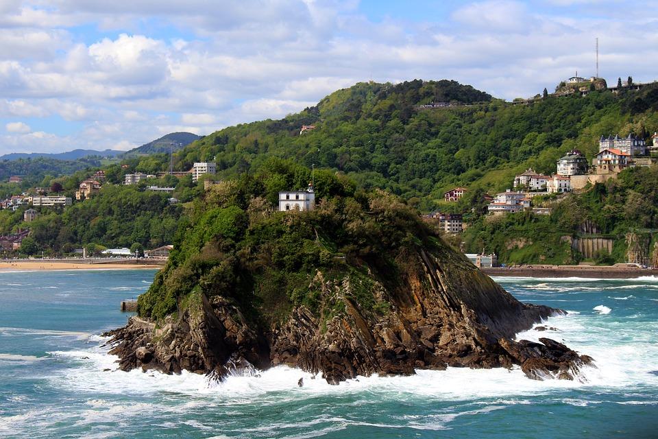Baskenland potentiële bestemming