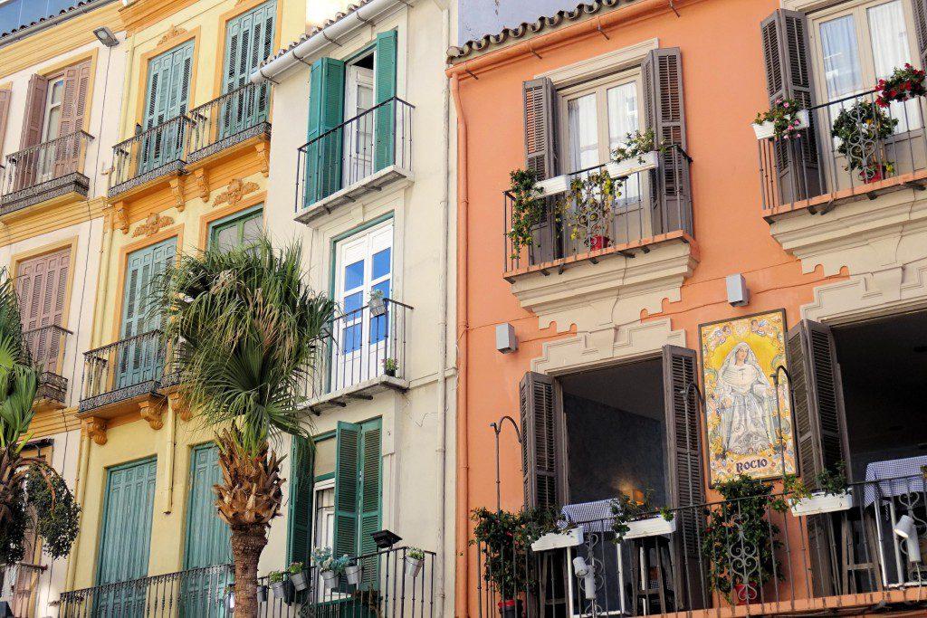 Malaga Coste del Sol Spanje