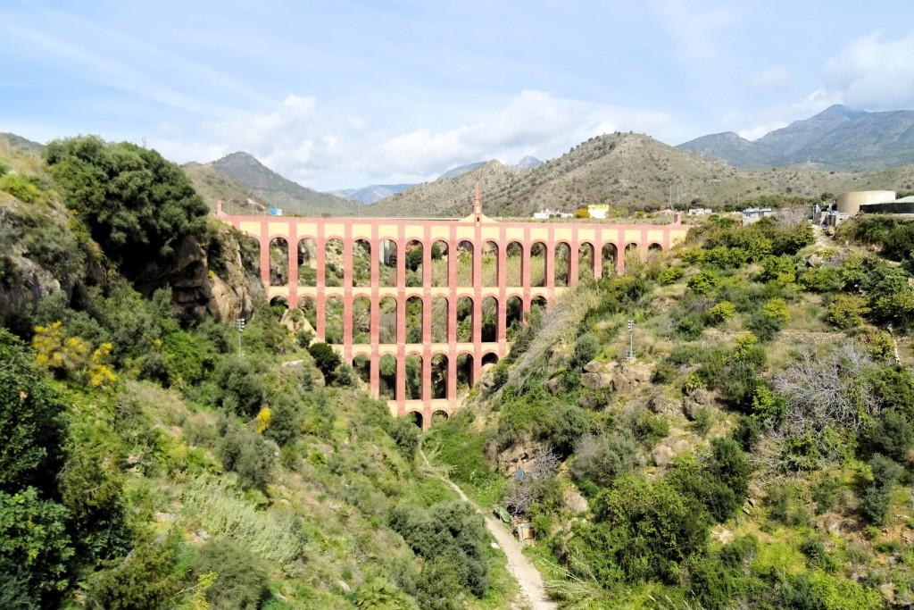 Acueducto Nerja Costa del Sol