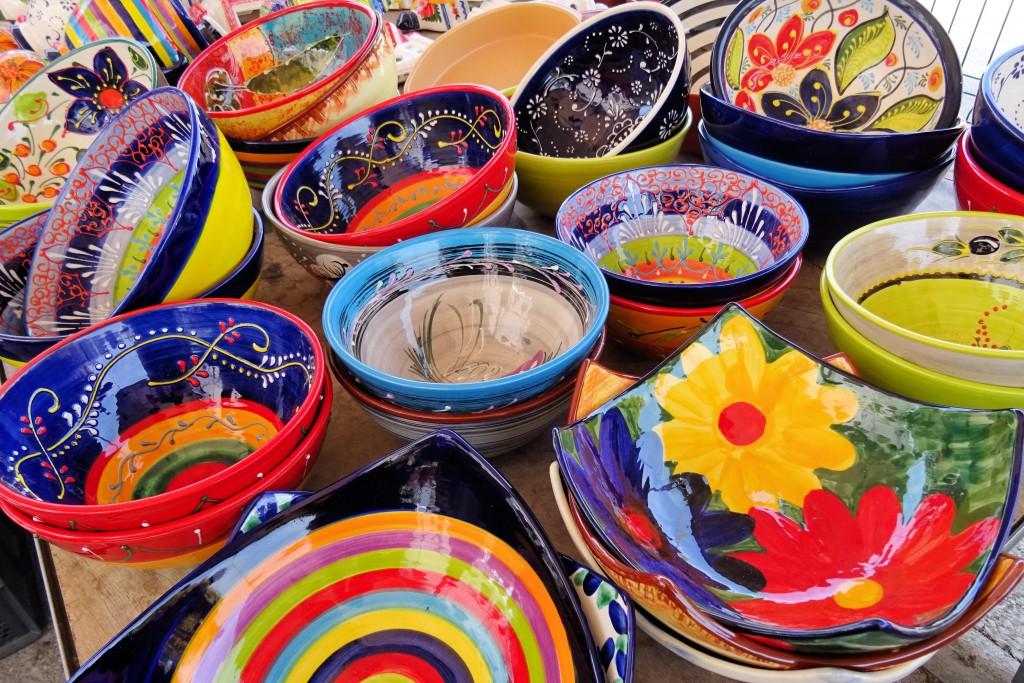 markt Nerja Costa del Sol Spanje
