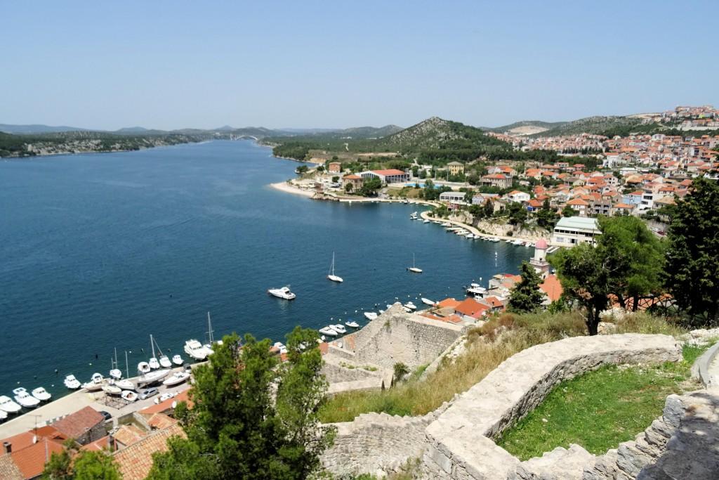 St. Michaels Sibenik Kroatië