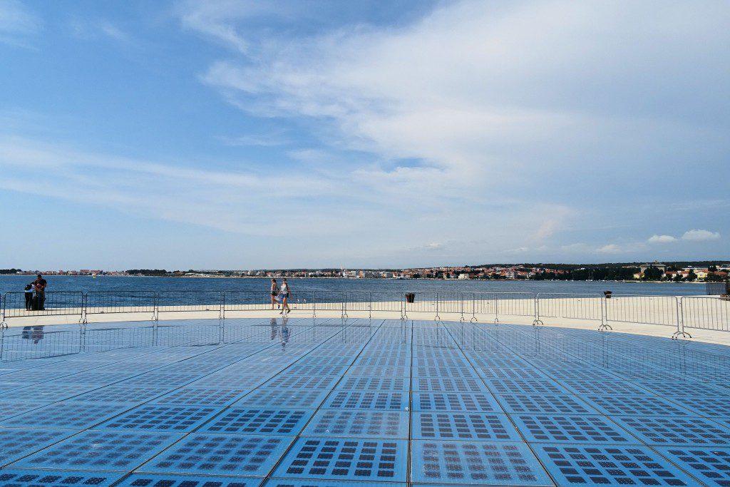Zonnegroet Zadar