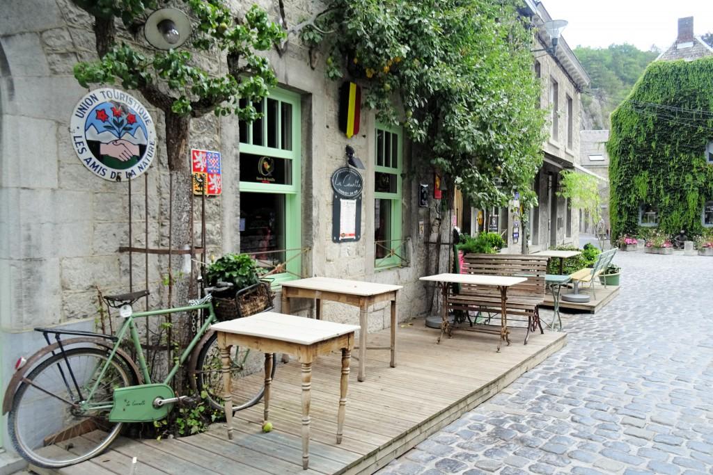 centrum Durbuy België reiisjaar 2019