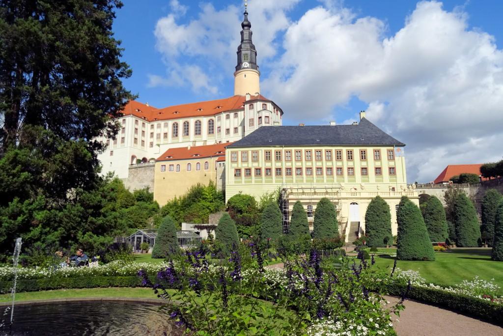 Schloss Weesenstein Saksen