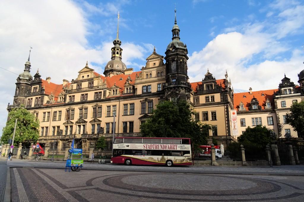Reisenzschloss Dresden