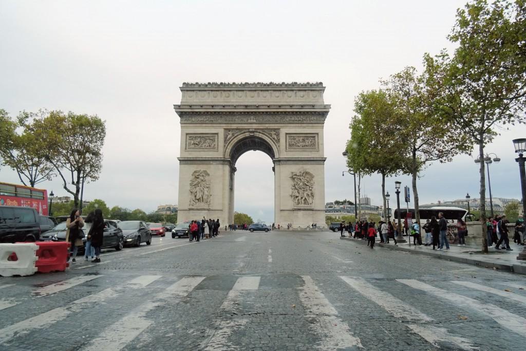 Arc de Triomphe Parijs