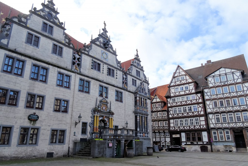 Raadhuis Hannover Münden