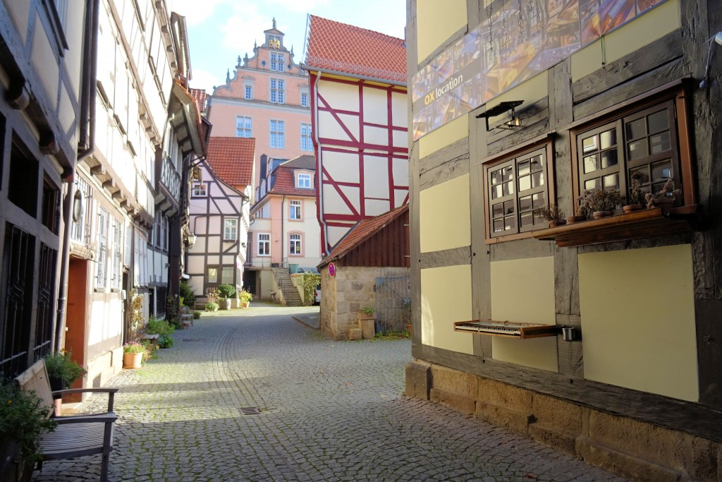 Smiedestrasse Hannover Münden
