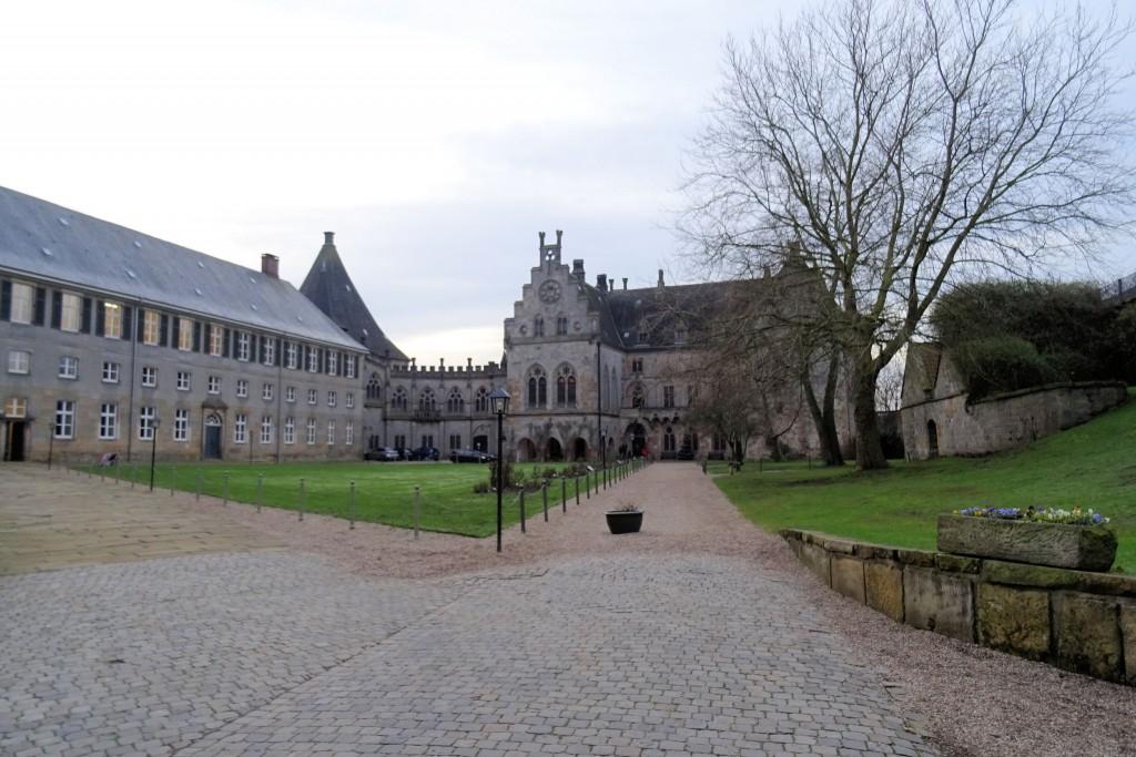 Kasteel Bad Bentheim Duitsland