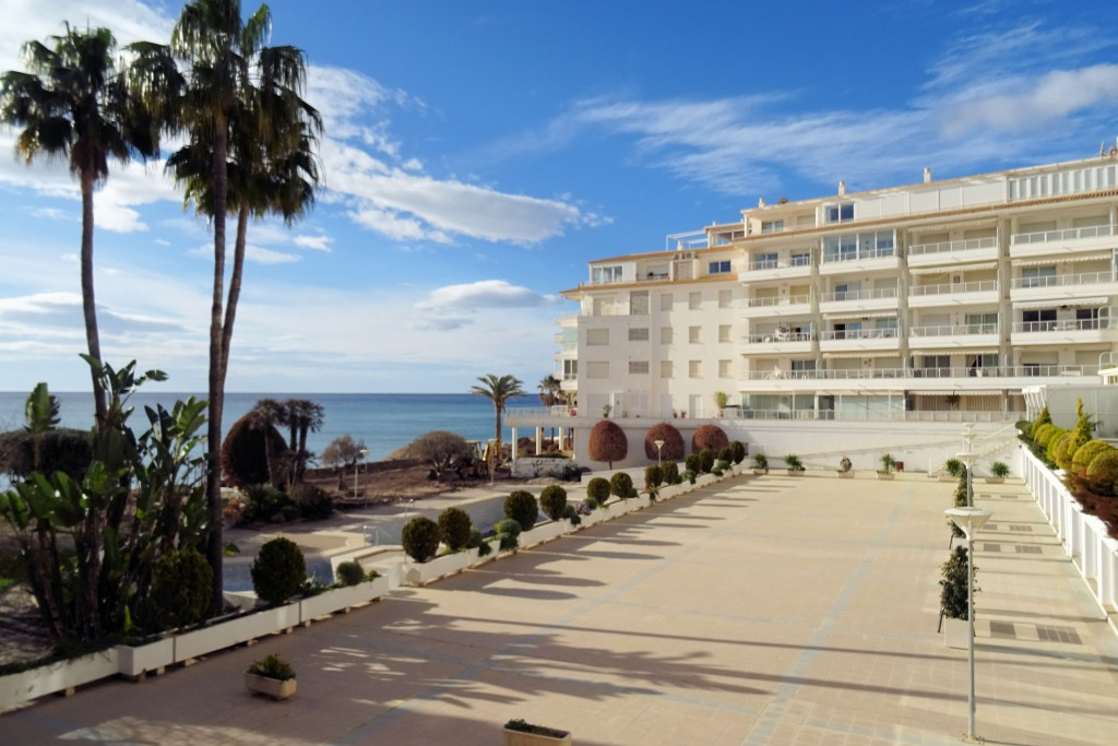 Two bedrooms appartement Altea Costa Blanca