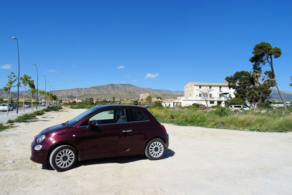 huurauto Sunny Cars Costa Blanca