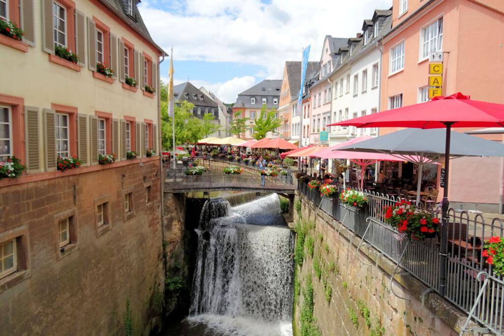 Waterval Saarburg