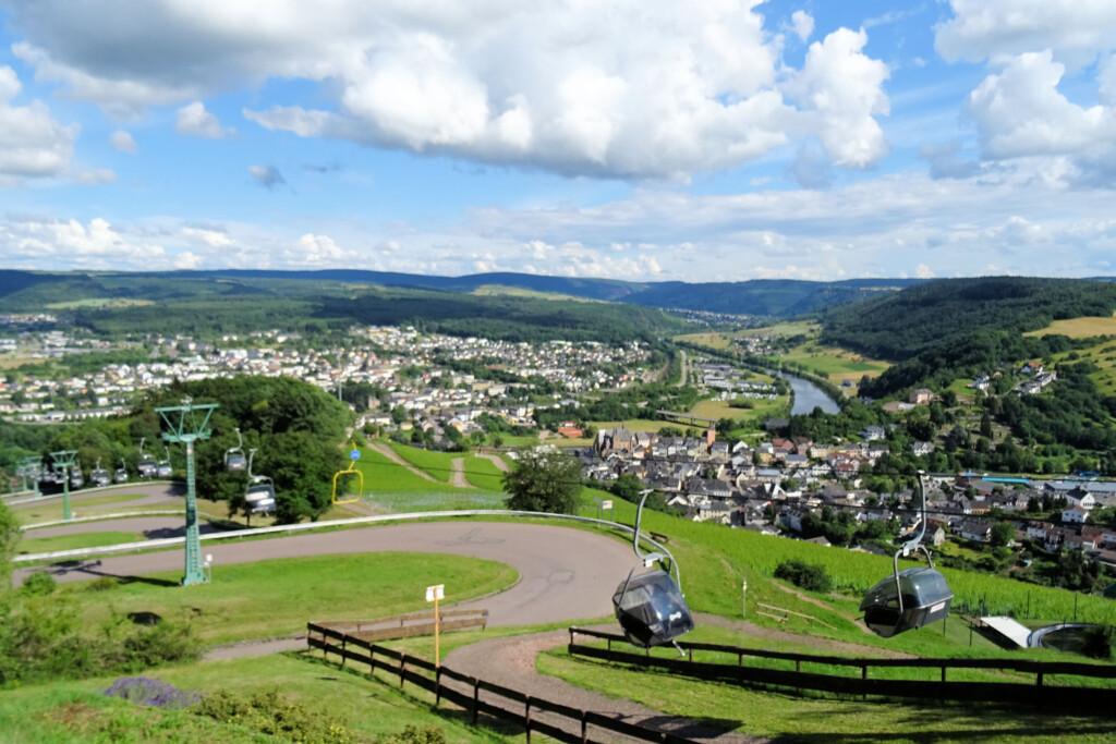 Saarburg Rijnland-Palts Duitsland