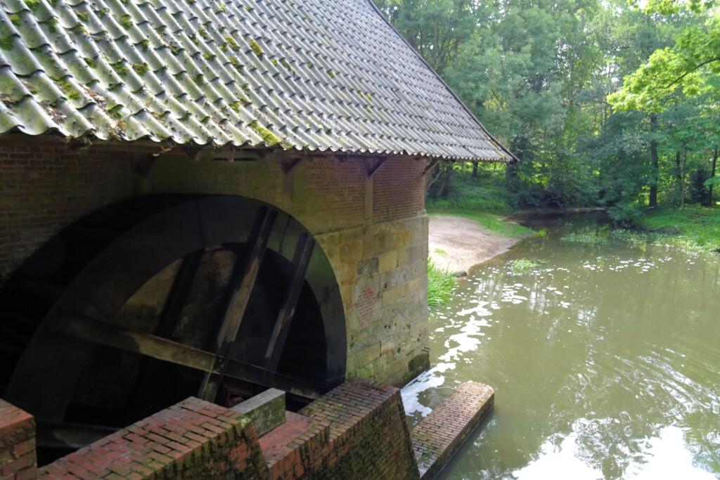 Watermolen natuurpark Het Witte Veen