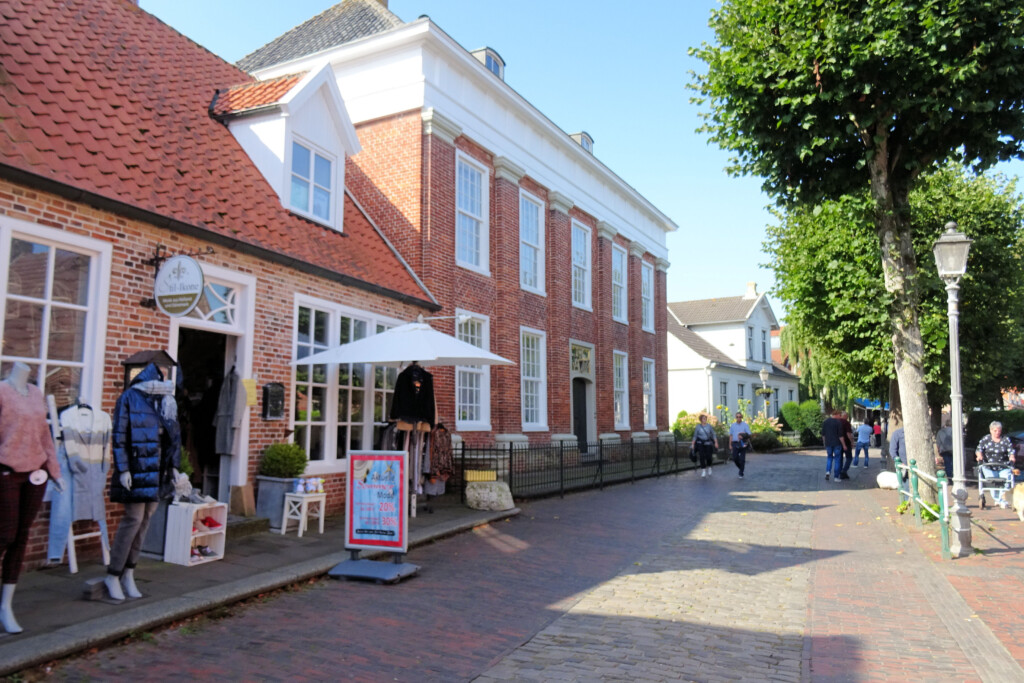 centrum Greetsiel Duitsland