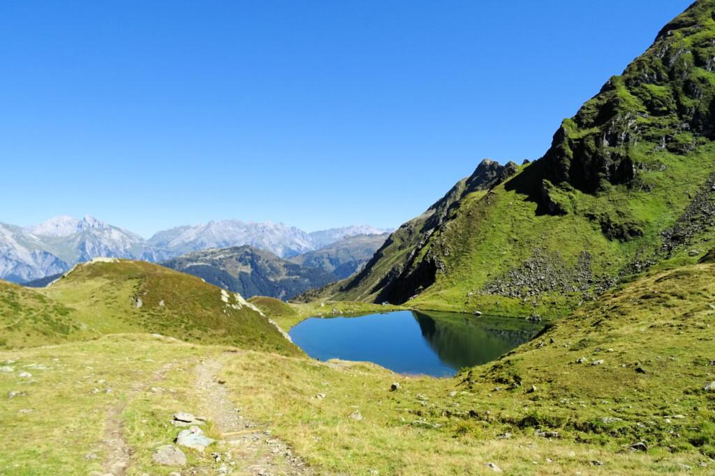 Schwarzee Montafon Vorarlberg