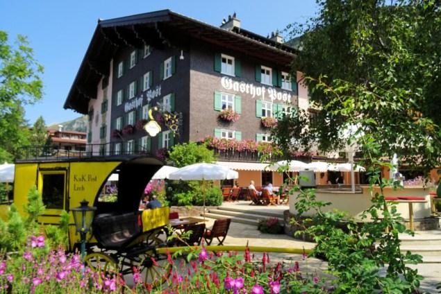 Hotel Post Lech